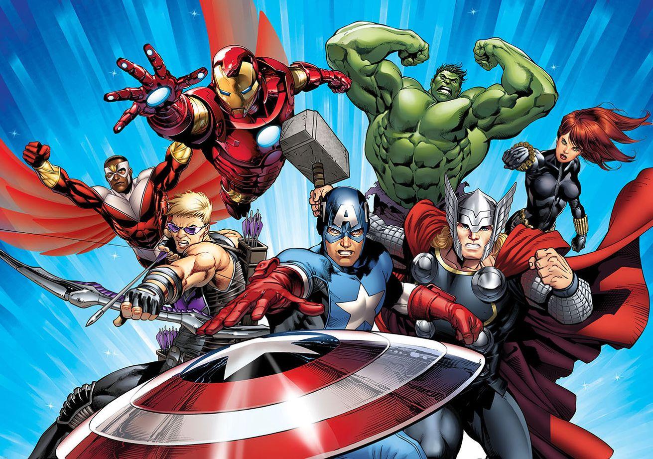 Вселенная Супергероев